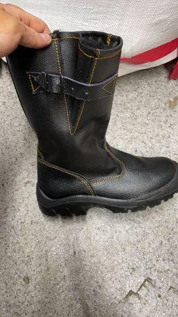 Зимние сапоги, строительные сапоги, етик, керзовые, спец обувь, сапог