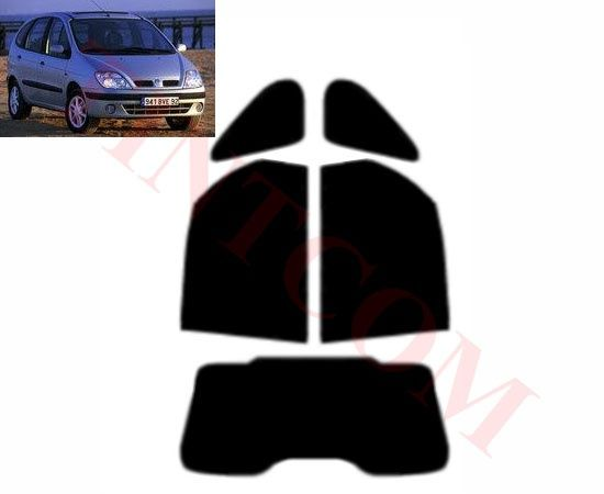 Renault Scenic (5 врати, 1999 - 2003) - Фолио за затъмняване на стъкла