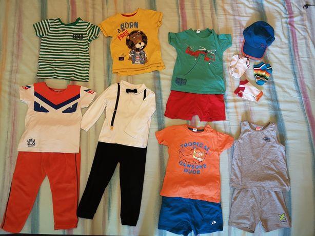 Пакет одежды 2-3 года