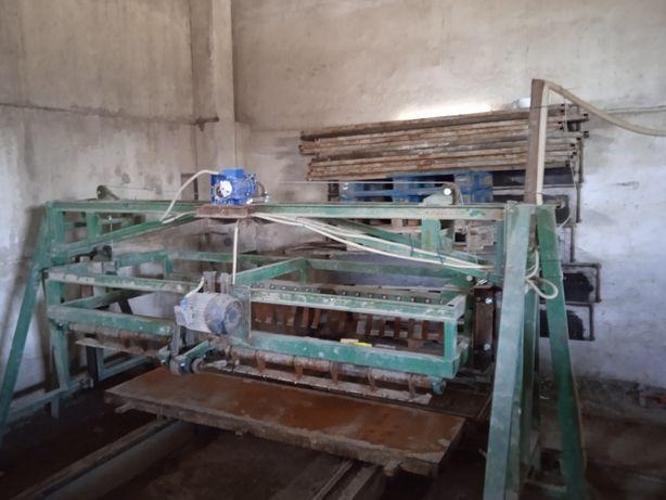 Производства газоблока 60куб в сутки