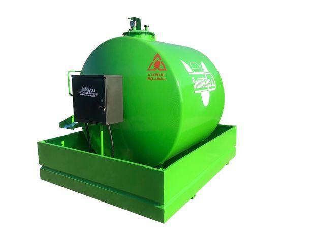 Rezervor mototorina 5000 l bazin combustibil