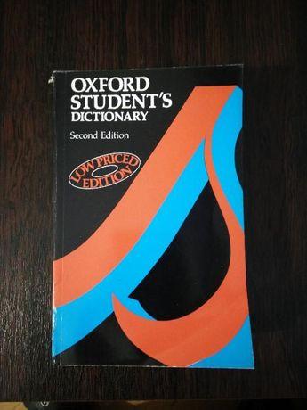 Тълковен речник, Oxford students dictionary