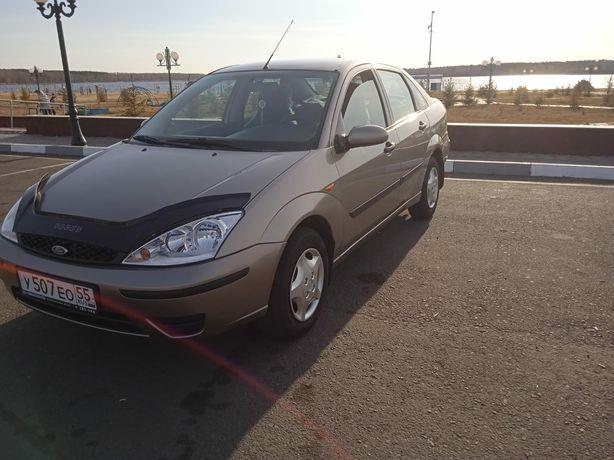 Автомобиль форд фокус 2004