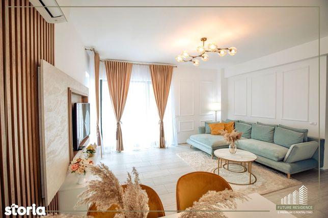 Giroc(Lidl)Penthouse pe 2 niveluri - 3 Bai - Piscina - Lift - La Cheie