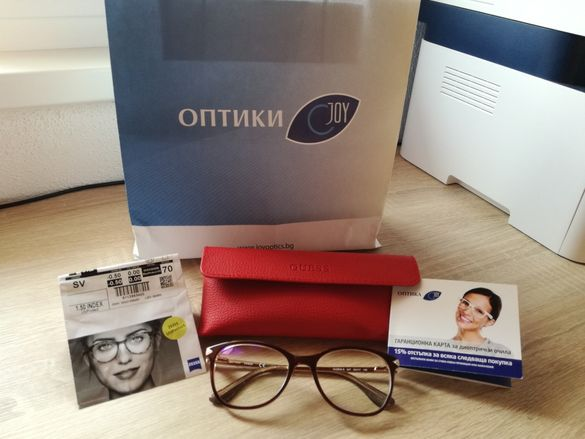 Диоптрични очила Guess