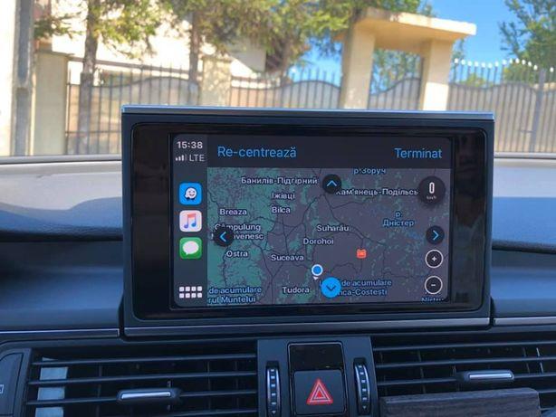 Activare CarPlay - Android auto - Waze - full activari - harti 2021