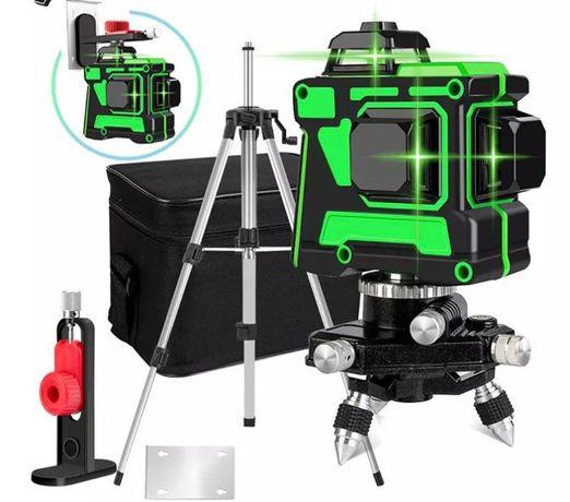 Nivela Laser 12 Linii 360 grade Reglare Automata, Orizontal, Vertical