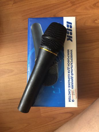 Микрофон-караоке