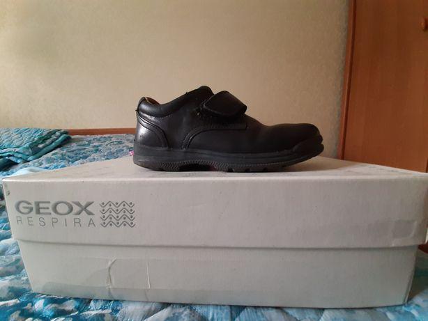 Туфли на мальчика 31 р-р Geox