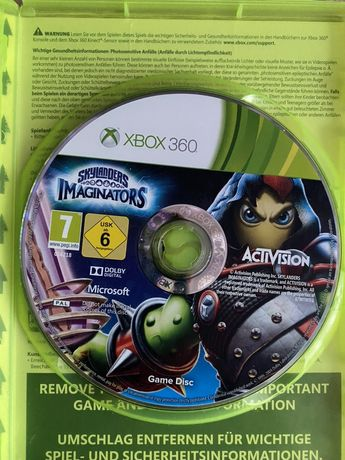 Jocuri Skylanders XBOX 360