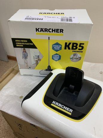 Продам пылесос на запчасти электровеник KARCHER KB 5 Premium