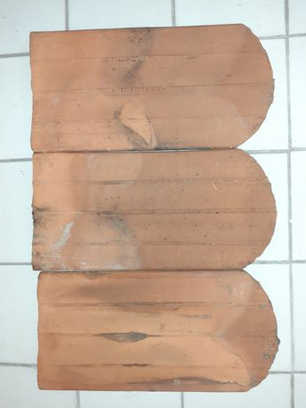 Vand tigla ceramica solzi Muschong super-calitate  RARA