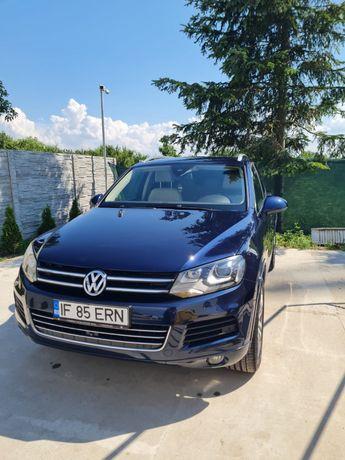 VW Touareg 2012/4x4