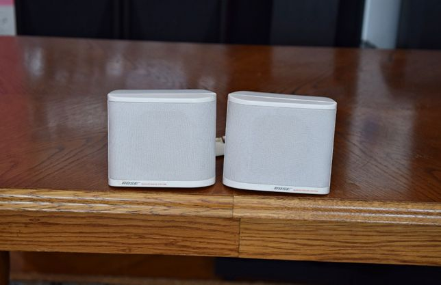 Bose Acoustimass 3 Series II, sateliti, boxe