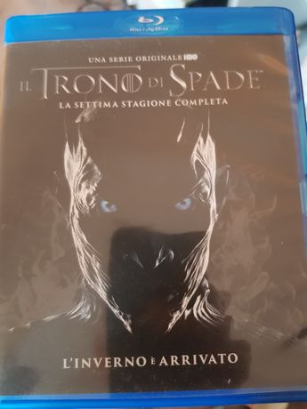 Game of thrones blu-ray sez 7