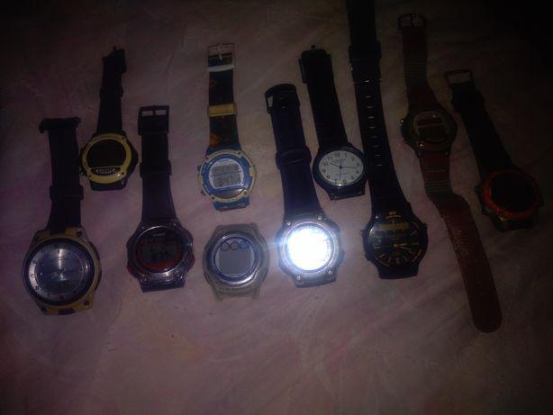 Vintici ceasuri Casio, LOT. 130 lei toate