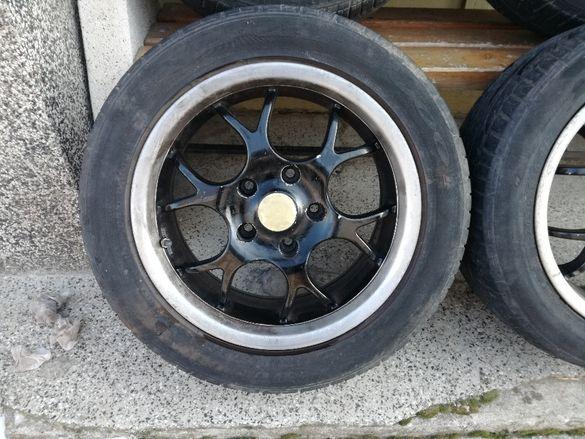 16 цола джанти с гуми за BMW Borbet 5x120