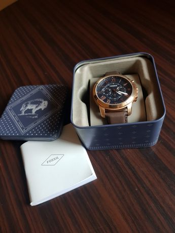 FOSSIL Chronograph watch , часовник. НОВО