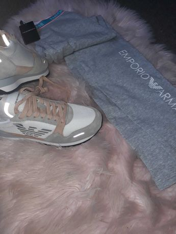 Adidasi + pantaloni tip strech