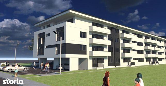 Apartament 2 camere cu terasa,bloc 2021 - Brancoveanu - adiacent D:25