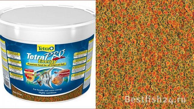 "корм для рыб ""Tetra Pro Energy"" в Аква Зоо салоне "" Посейдон""!!!"