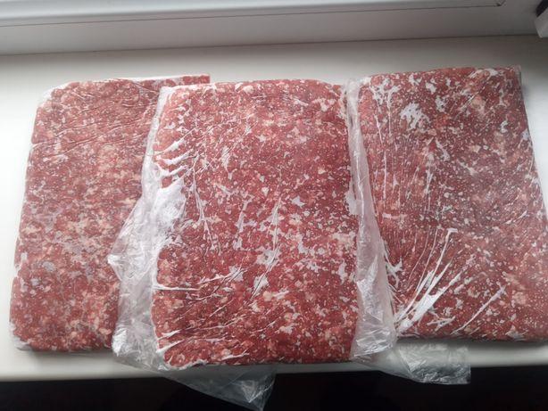 Продаю фарш говяжий свежий