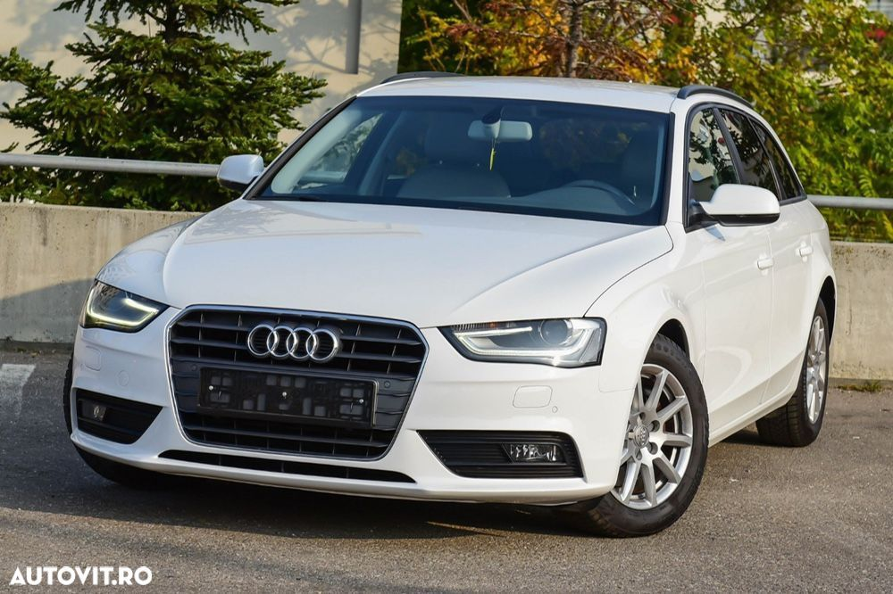 Audi A4 2.0 Diesel 150Cp Automat/Led/Xenon /Navigatie/Eur6 Bucuresti - imagine 1
