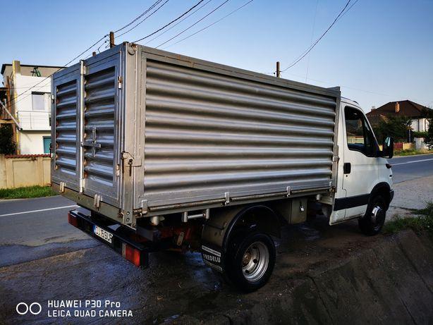 Transport Cereale 5t camioneta basculabila