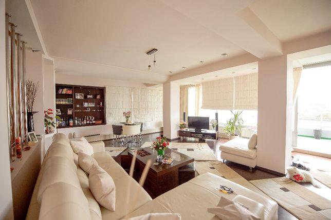 De vanzare/Inchiriat Penthouse -LA SCOICA- mobilat-utilat+terasa 120mp