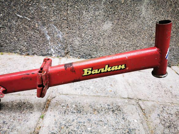 сгъваем велосипед балканче и части за същия
