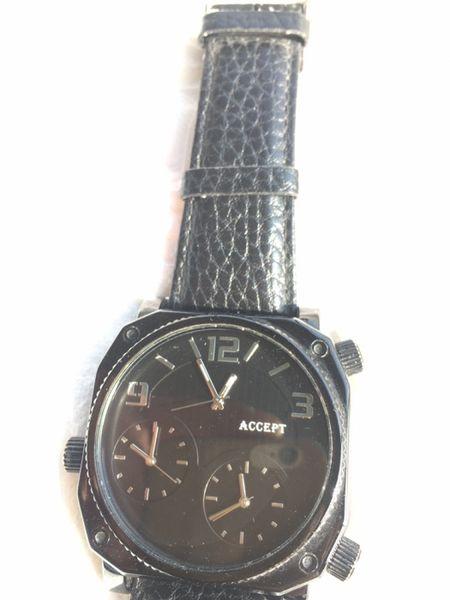 Мъжки Часовник Accept гр. Велико Търново - image 1