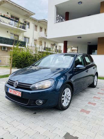 Vw Golf VI/ DSG Automatic/ Diesel/103 CP