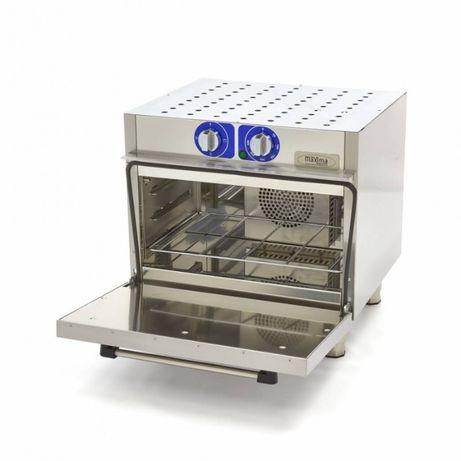 Професионални пека с фурна Електрическа фурна 4 котлона Maxima Commerc