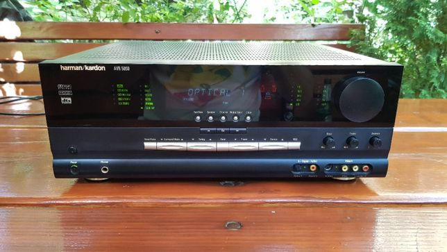 Amplificator Harman Kardon AVR5000 / 5 x 70W RMS / 4 - 16 Ohm