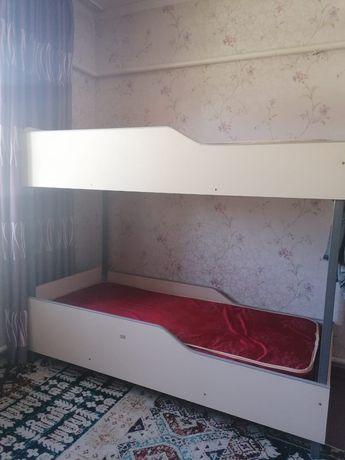 Кроваты 2-х ярусные
