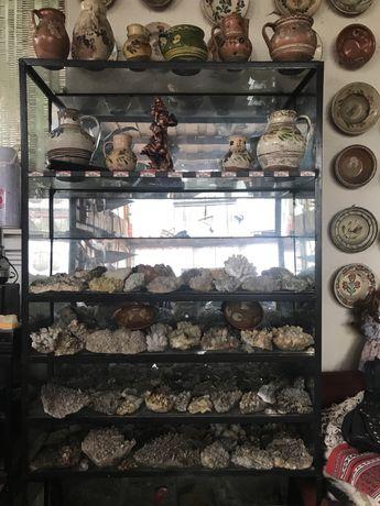 Cristal brut pietre semipretioase colectie