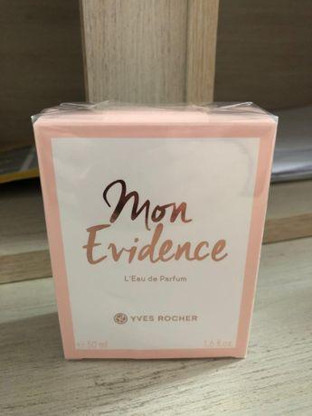 Apa de parfum Mon Evidence - Yves Rocher 50 ml
