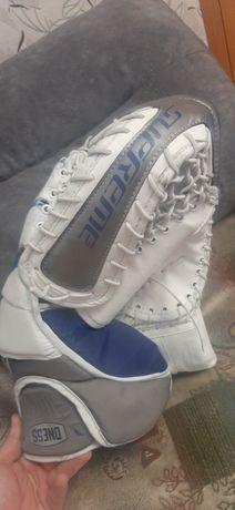 Хоккейная ловушка