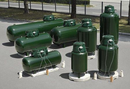 Rezervor/Bazin GPL Epoxy (subteran) 1.750 litri
