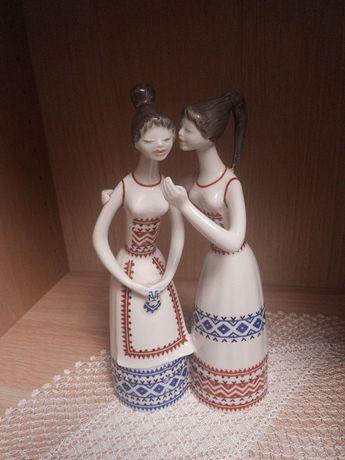 Фарфоровые статуэтки  Венгрия