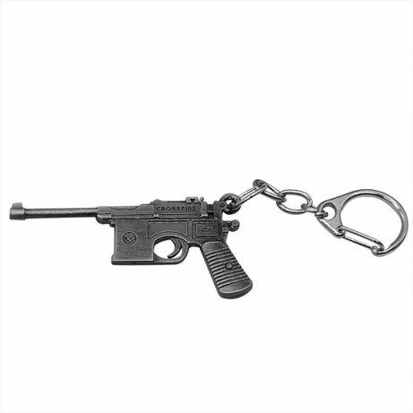 Брелок пистолета Маузер