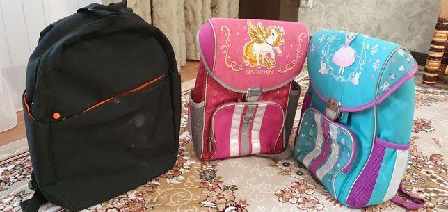 Продам рюкзак для девочек и мальчика