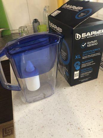 Кувшин фильтр для очистки воды