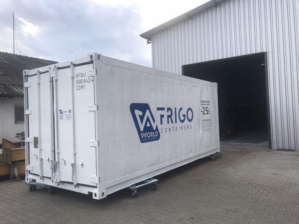 Container frigorifica