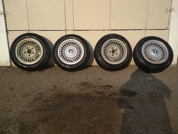 Шины с дисками на BMW E36