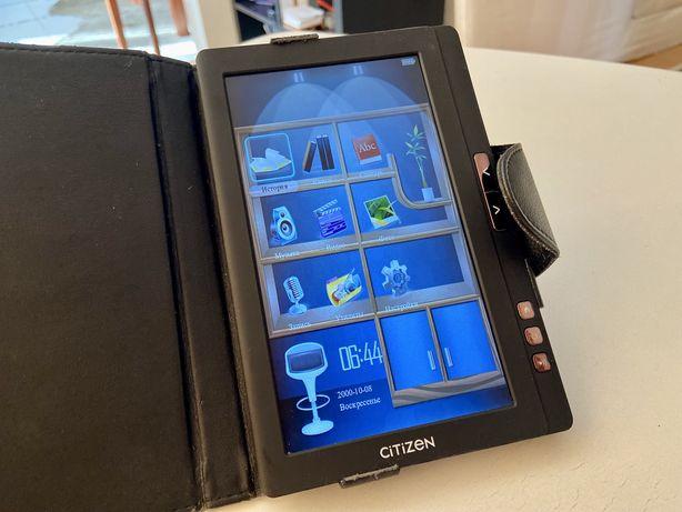 Электронная книга Citizen i705B, 4 ГБ в отличном состоянии!
