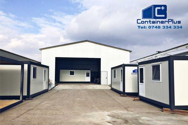 Producator containere modulare pt. locuit, santier, casa,  birou,