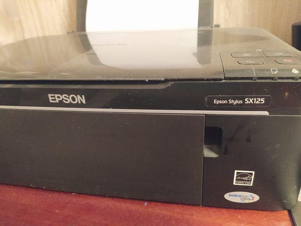 Принтер сканер продам