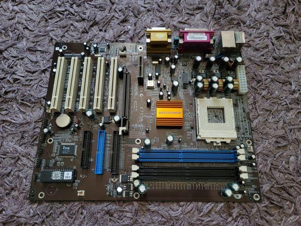 Placa de baza ECS K7S5A socket 462 de colectie