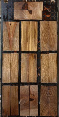 Prăsele lemn de NUC